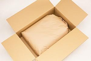 玄米25kg箱入り荷姿