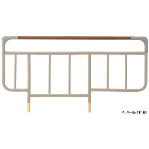 パラマウントベッド ベッドサイドレール KS-126(2本1組) 96.4cm×50.5cm/インタイム1000用|komichi-2018|03