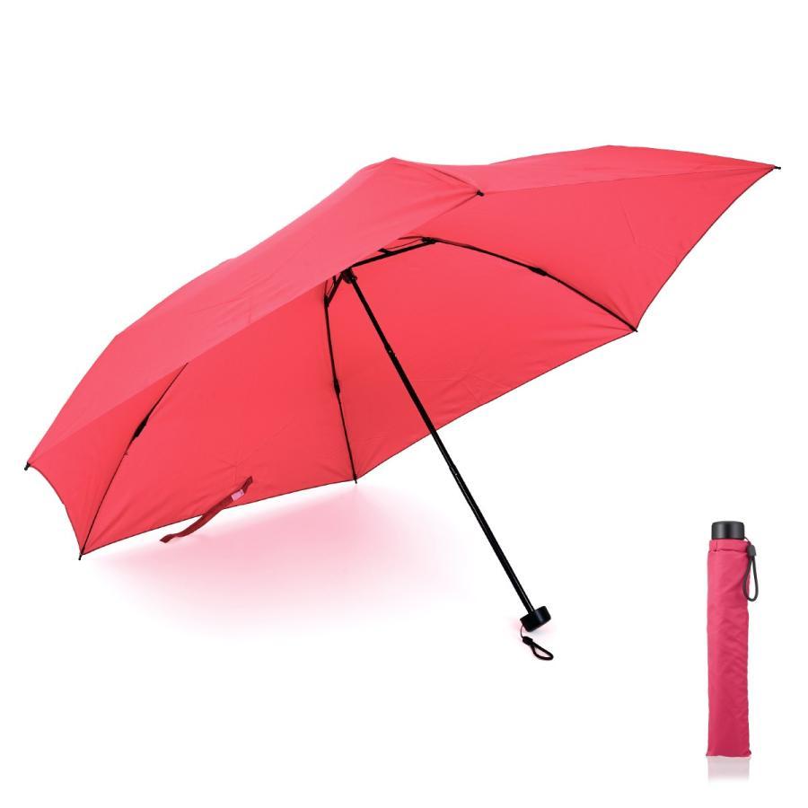 折りたたみ傘 軽量 メンズ レディース 大きい コンパクト スリム 超軽量 丈夫 カーボン 60cm 折り畳み傘|komiya|15