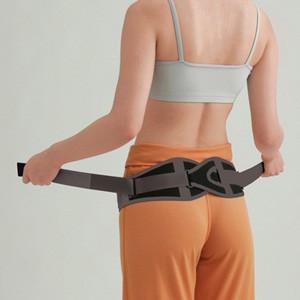 ダイエット、健康 矯正用品、補助ベルト 腰痛ベルト、コルセット コナミスポーツクラブ 骨盤固定ベルト パワフルギア スリムタイプ