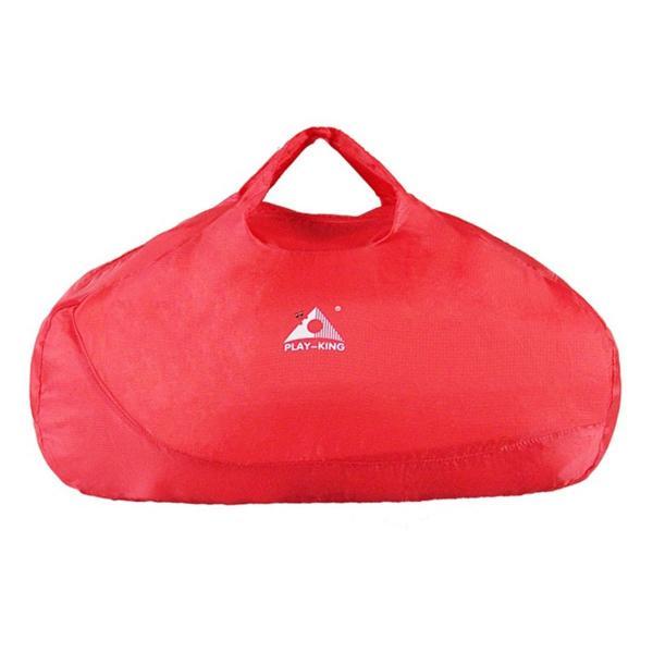 携帯 折りたたみ トートバッグ 旅行 スポーツ エコバッグ ボストンバッグ 防水 ナイロン|konkonya27|09