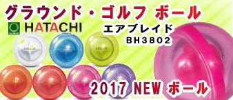 ハタチ グラウンド・ゴルフボール  BH3802