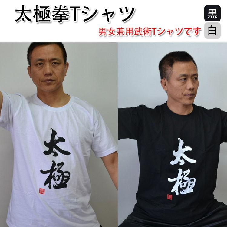 太極拳Tシャツ〜太極〜