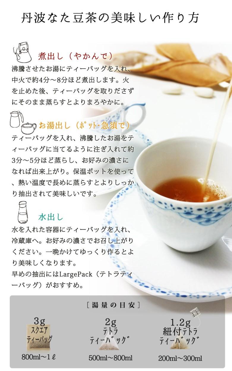 なたまめ茶 作り方