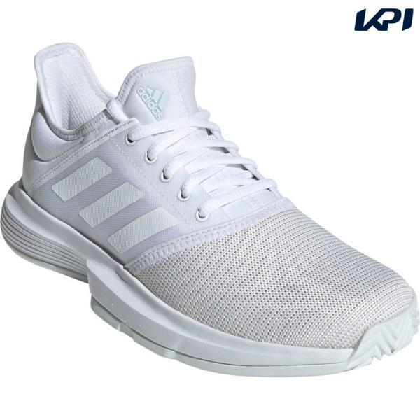 アディダス adidas テニスシューズ レディース GameCourt W オールコート用 EE3813|kpi|06