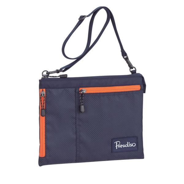 パラディーゾ PARADISO テニスバッグ・ケース  アクティブサコッシュ TAA806|kpi|05
