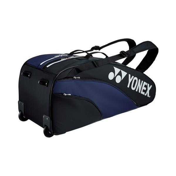 ヨネックス YONEX テニスバッグ・ケース  ラケットバッグ キャスター付  テニス6本用  BAG1932C kpi 03