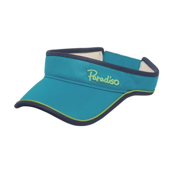 パラディーゾ PARADISO テニスアクセサリー レディース トライアングルバイザ CPCW97 2019FW|kpi|08