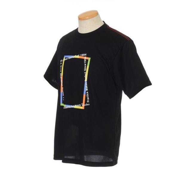 パラディーゾ PARADISO テニスウェア メンズ 半袖シャツ NCM22A 2019SS[ポスト投函便対応] kpi 06