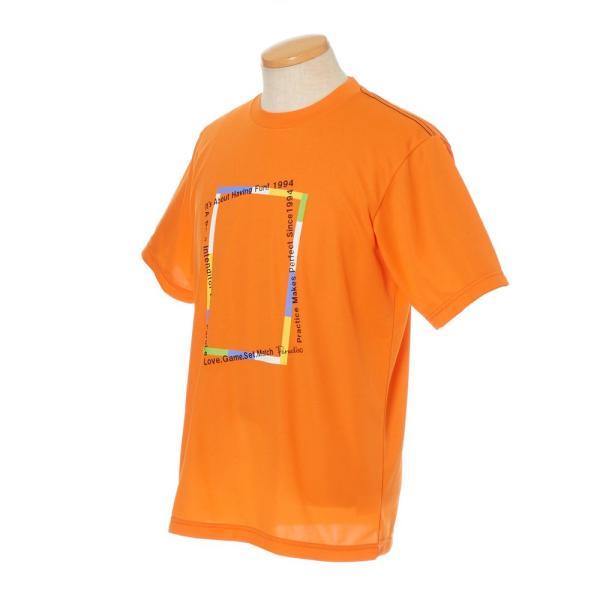 パラディーゾ PARADISO テニスウェア メンズ 半袖シャツ NCM22A 2019SS[ポスト投函便対応] kpi 09