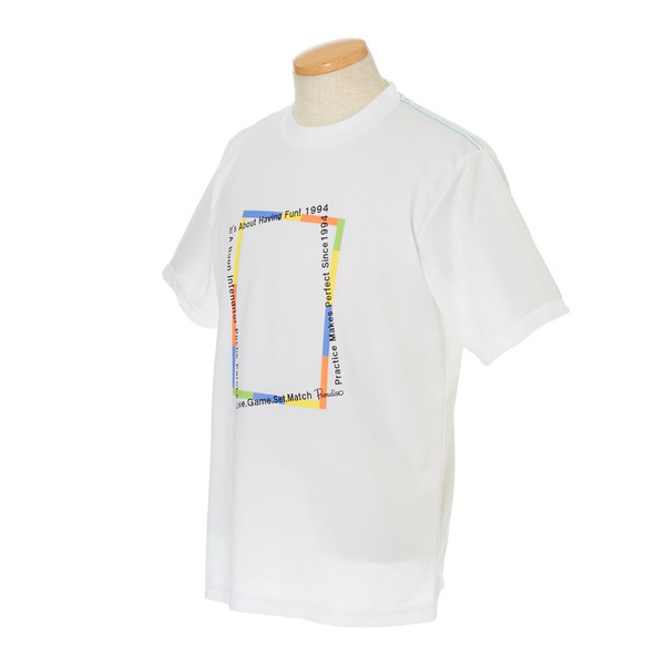 パラディーゾ PARADISO テニスウェア メンズ 半袖シャツ NCM22A 2019SS[ポスト投函便対応] kpi 07