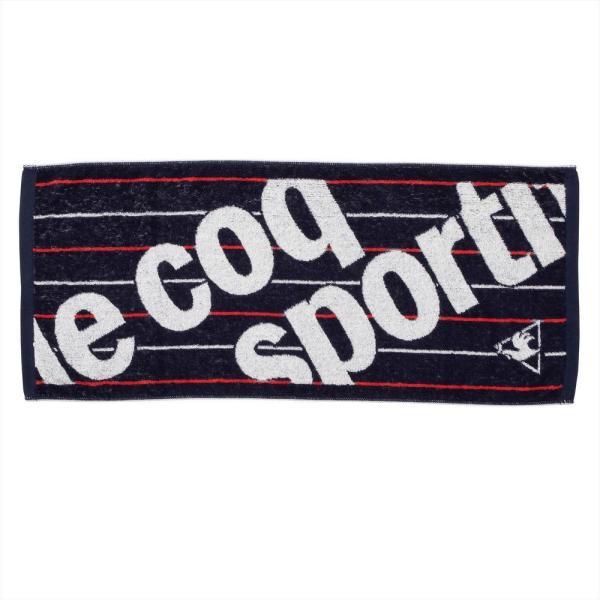 ルコック le coq sportif 健康・ボディケアタオル  今治フェイスタオル QMANJE01|kpi|05