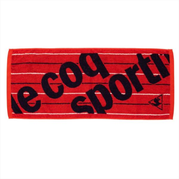 ルコック le coq sportif 健康・ボディケアタオル  今治フェイスタオル QMANJE01|kpi|06