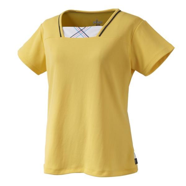 プリンス Prince テニスウェア レディース ゲームシャツ WL9054 2019SS[ポスト投函便対応] kpi 06