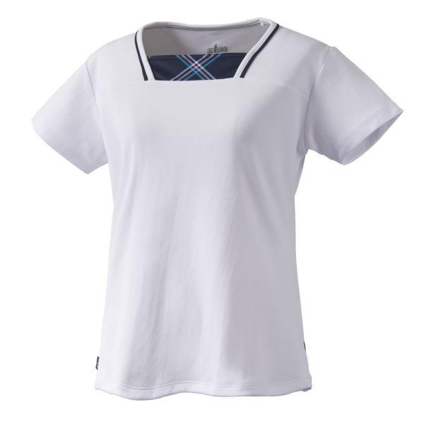 プリンス Prince テニスウェア レディース ゲームシャツ WL9054 2019SS[ポスト投函便対応] kpi 08