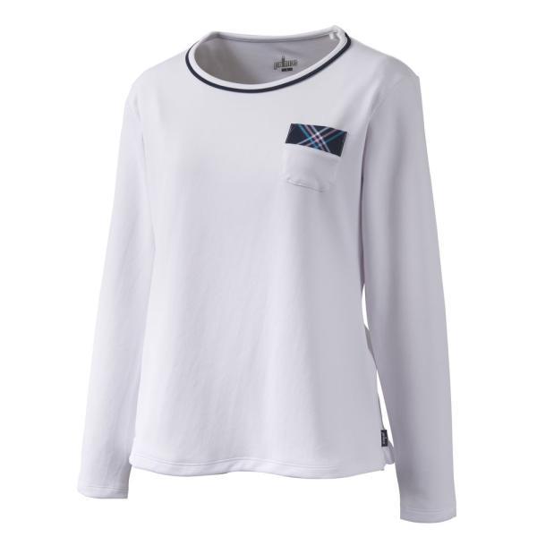 プリンス Prince テニスウェア レディース ロングスリーブシャツ WL9055 2019SS[ポスト投函便対応]|kpi|08