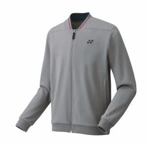 ヨネックス YONEX テニスウェア ユニセックス ニットウォームアップシャツ 50075 2019SS|kpi24|05
