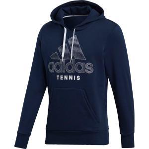アディダス adidas テニスウェア メンズ TENNIS GRAPHIC HOODY FRO51 2019SS kpi24 09