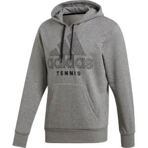 アディダス adidas テニスウェア メンズ TENNIS GRAPHIC HOODY FRO51 2019SS kpi24 10