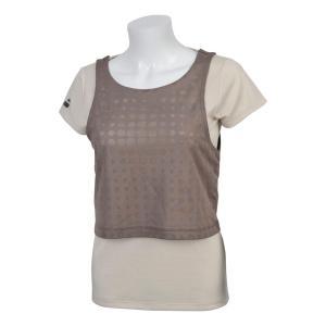 バボラ Babolat テニスウェア レディース ショートスリーブシャツ SHORT SLEEVE SHIRT BTWNJA33 2019SS 『即日出荷』|kpi24|08