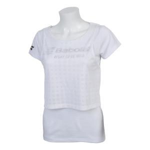 バボラ Babolat テニスウェア レディース ショートスリーブシャツ SHORT SLEEVE SHIRT BTWNJA33 2019SS 『即日出荷』|kpi24|06