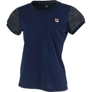 フィラ FILA テニスウェア レディース ゲームシャツ VL2018 2019FW [ポスト投函便対応]|kpi24|06
