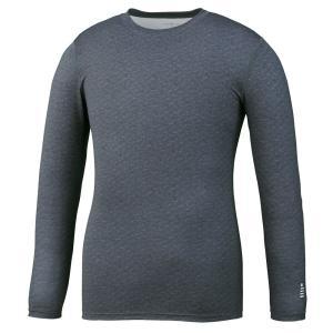 ゴーセン GOSEN テニスウェア ユニセックス コンフィットLSシャツ FR1902 2019SS[ポスト投函便対応]|kpi24|06