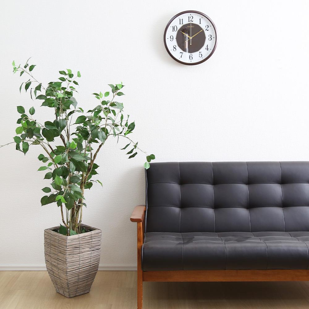 掛時計 ハイブリッドソーラー 1