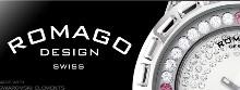 ROMAGO/ロマゴ デザイン 腕時計