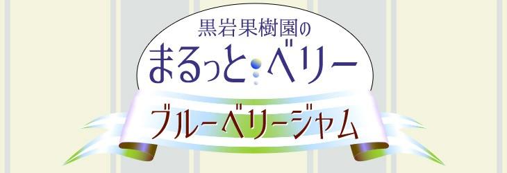 ブルーベリージャム・無添加・ふじりんご100%