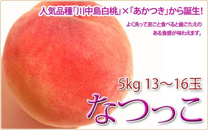 なつっこ 桃