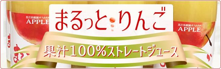 サンふじりんご100%ストレートジュース 信州りんご!!