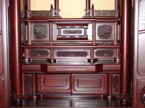唐木仏壇・新宮