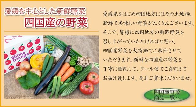 四国産野菜