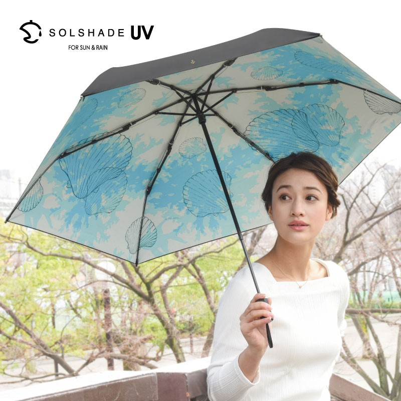 日傘 折りたたみ 晴雨兼用