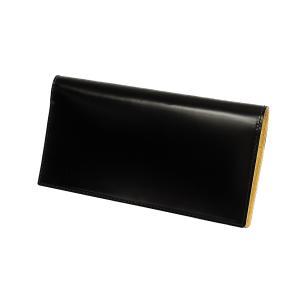 コードバン 長財布 FRUH(フリュー)スマートロングウォレット‐日本製 馬革 ヌメ革 薄い 財布 革財布 メンズ GL021|kurazo|07