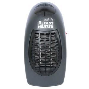 スターライフ ファストヒーター‐小型ヒーター ポータブルヒーター コンパクト暖房 ミニヒーター  タイマー付き 温度設定可 イーチャンス|kurazo|09