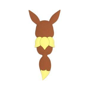 ポケモンテール Pokemon tail ポケモン マグネット フック-鍵フック 壁フック 小物フック 冷蔵庫フック ピカチュウ ニャース ミュウ イーブイ ブースター|kurazo|15
