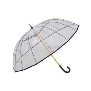 かてーる16桜 手開き長傘(収納用袋付)16本骨‐ホワイトローズ社 カテール16 最高級透明傘 丈夫なビニール傘 風に強い 軽量|kurazo|10