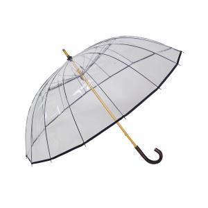 かてーる16桜 手開き長傘(収納用袋付)16本骨‐ホワイトローズ社 カテール16 最高級透明傘 丈夫なビニール傘 風に強い 軽量|kurazo|12