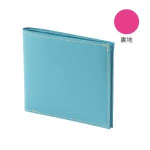 薄型 二つ折り財布 FRUH(フリュー)スマートショートウォレット‐極薄 超薄 薄い 財布 二つ折り 8mm 革財布 日本製 メンズ レディース 本革 GL012L|kurazo|12