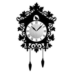 ウォール クロック ステッカー‐時計 壁掛け シール 壁紙 ウォールステッカー 猫 ねこ キャット Wall Clock Sticker kurazo 16
