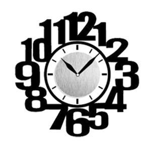ウォール クロック ステッカー‐時計 壁掛け シール 壁紙 ウォールステッカー 猫 ねこ キャット Wall Clock Sticker kurazo 15