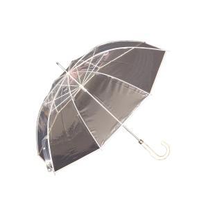 縁結(えんゆう) 手開き長傘(収納用袋付)8本骨‐ホワイトローズ社 園遊会特別仕様 最高級透明傘 丈夫なビニール傘 風に強い 軽量|kurazo|10