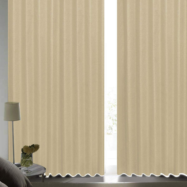 カーテン 遮光 防音 静 断熱カーテン 1枚 シンプル|kurenai|24