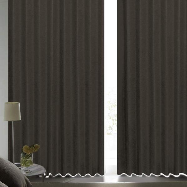 カーテン 遮光 防音 静 断熱カーテン 1枚 シンプル|kurenai|27