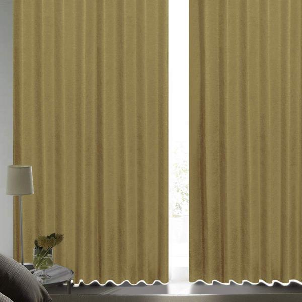 カーテン 遮光 防音 静 断熱カーテン 1枚 シンプル|kurenai|25