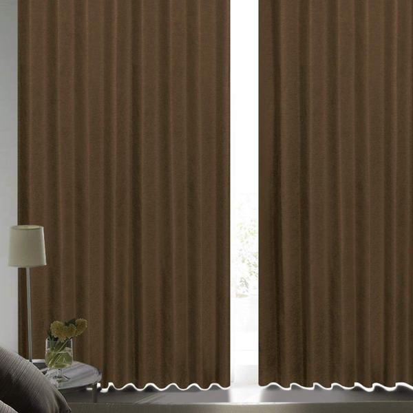 カーテン 遮光 防音 静 断熱カーテン 1枚 シンプル|kurenai|26