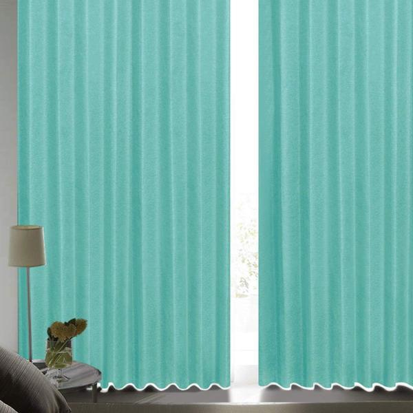カーテン 遮光 防音 静 断熱カーテン 1枚 シンプル|kurenai|15