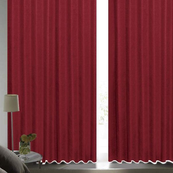 カーテン 遮光 防音 静 断熱カーテン 1枚 シンプル|kurenai|18
